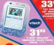 Blain's Farm and Fleet V-tech Brilliant Creations Color Touch Tablet