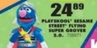 Blain's Farm and Fleet Playskool Sesame Street Flying Grover 2.0