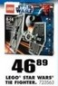 Blain's Farm and Fleet Lego Star Wars Tie Fighter