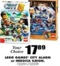 Blain's Farm and Fleet Lego Games City Alarm