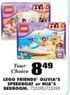Blain's Farm and Fleet Lego Friends Olivia's Speedboat