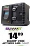 Blain's Farm and Fleet Summit Voice Activated Safe