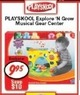 Fred's Playskool Explore 'N Grow Musical Gear Center