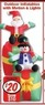 Fred's Outdoor Holiday Inflatables w/ Motion & Lights