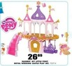 Blain's Farm and Fleet HASBRO My Little Pony Royal Wedding Castle Play Set