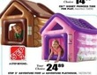 Blain's Farm and Fleet Step 2 Adventure Playhouse