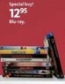 AAFES Assorted Blu-Ray DVDs