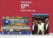 AAFES Assorted DVDs (DVD or Blu-ray)