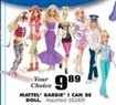 "Blain's Farm and Fleet Assorted Mattel Barbie ""I Can Be"" Doll (Assorted)"