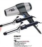 "AAFES CONAIR 1"" Instant Heat Curling Iron"