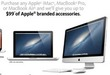 AAFES Apple Accessories w/ iMac, MacBook Pro or Macbook Air Purchase