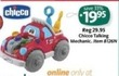 AAFES Chicco Talking Mechanic Toy Truck