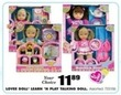 Blain's Farm and Fleet Assorted Lovee Doll Learn 'n Play Talking Doll