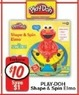 Fred's Play-Doh Shape & Spin Elmo