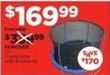 Sports Authority Parkside 10' Trampoline