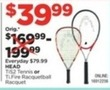 Sports Authority HEAD Ti.Fire Racquetball Racquet