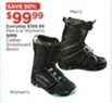 Sports Authority Men's SIMS Caliber Snowboard Boots