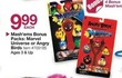 BJs Toy Catalog Mash'ems Bonus Packs: Marvel Universe or Angry Birds