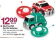 BJs Toy Catalog My First RC Go Go Vehicles