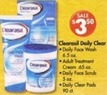 Family Dollar Clearasil Clear Pads 90 ct.