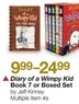 BJs Toy Catalog Diary of a Wimpy Kid Book 7 or Boxed Set