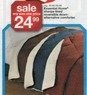 Kmart Thanksgiving Essential Home sherpa-lined reversible down alternative comforter