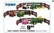 Blain's Farm and Fleet TOMY Johnny Tractor & Friends Play Set (Assorted)