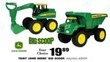 Blain's Farm and Fleet Tomy John Deere Big Scoop - Assorted Toy Trucks