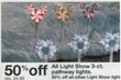 Kmart Thanksgiving All Light Show 3-ct Pathway Lights