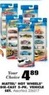 Blain's Farm and Fleet Assorted Mattel Hot Wheels Die-Cast 5-Pk Vehicle Set