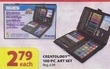 Michaels Creatology 100pc Art Set