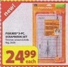 Michaels Fiskars 3-Pc. Scrapbook Set