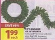 Michaels 9-Ft. Garland