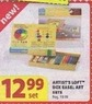 Michaels Artist Loft Box Easel Art Sets