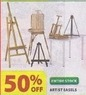 Michaels Entire Stock of Artist Easels