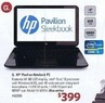 "Sam's Club HP Pavilion 14"" HD LED Laptop w/ Core i5 CPU, 6GB Mem + 500GB HDD"