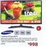 "Sam's Club Samsung UN55ES6003 55"" 1080p LED HDTV"