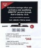 "Sam's Club Sanyo 46"" LED HDTV"