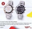 Sam's Club Invicta Pro Diver Sport Chrono Watch