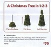 Sam's Club 7' Pull-Up Tree
