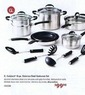 Sam's Club Cuisinart 15pc Stainless Steel Cookware Set