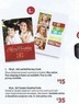Sam's Club 100pk 4 x 8 and 6 x 8 Holiday Cards