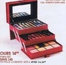 Gordmans 79 Piece Cosmetic Sets