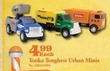 Mills Fleet Farm Tonka Toughest Urban Minis
