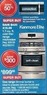 "Sears Kenmore 30"" Freestanding Gas Range - Stainless Steel w/Stainless Steel Top"