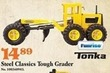 Mills Fleet Farm Tonka Steel Classic Tough Grader
