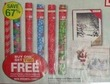 RiteAid All Giftwrap & Boxed Cards w/ Wellness Card