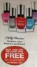 RiteAid Sally Hansen Complete Salon Manicure Nail Enamel w/ Wellness Card