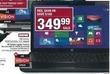 "Office Max HP Pavilion 15.6"" Laptop w/ AMD CPU"