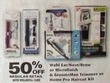 RiteAid Wahl Ear/Nose/Brow Trimmer w/ Wellness Card